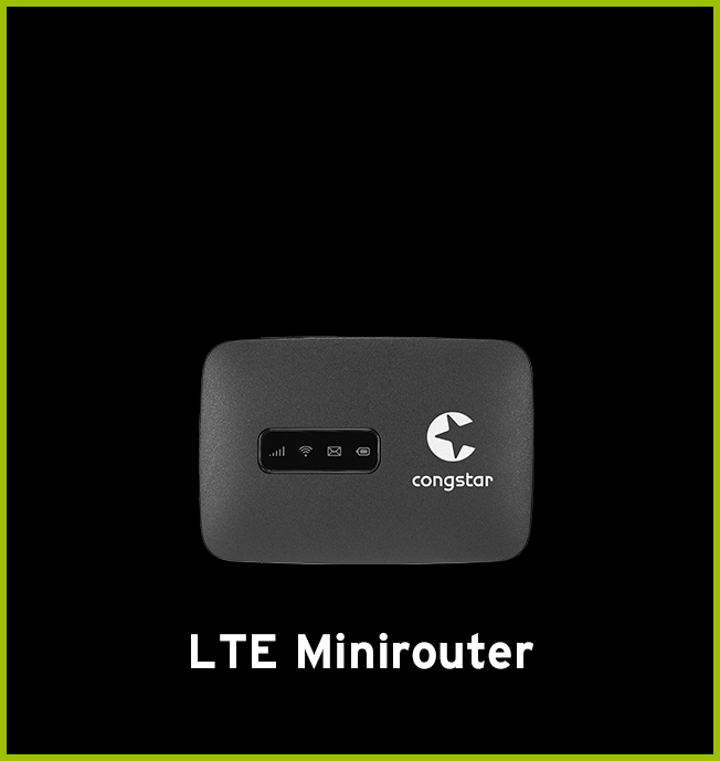 LTE Minirouter